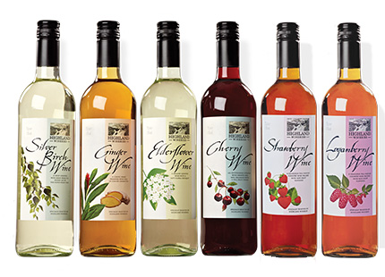 Delicious Fruit Wines